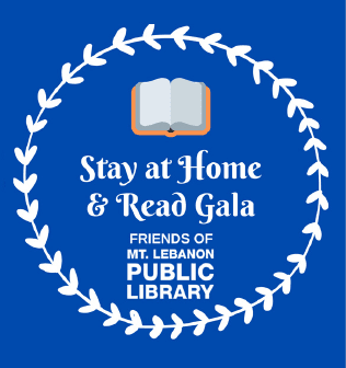 Stay at Home and Read Logo