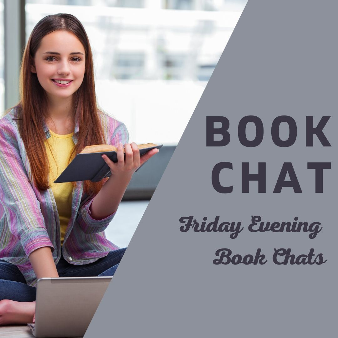 book chat program ad Opens in new window
