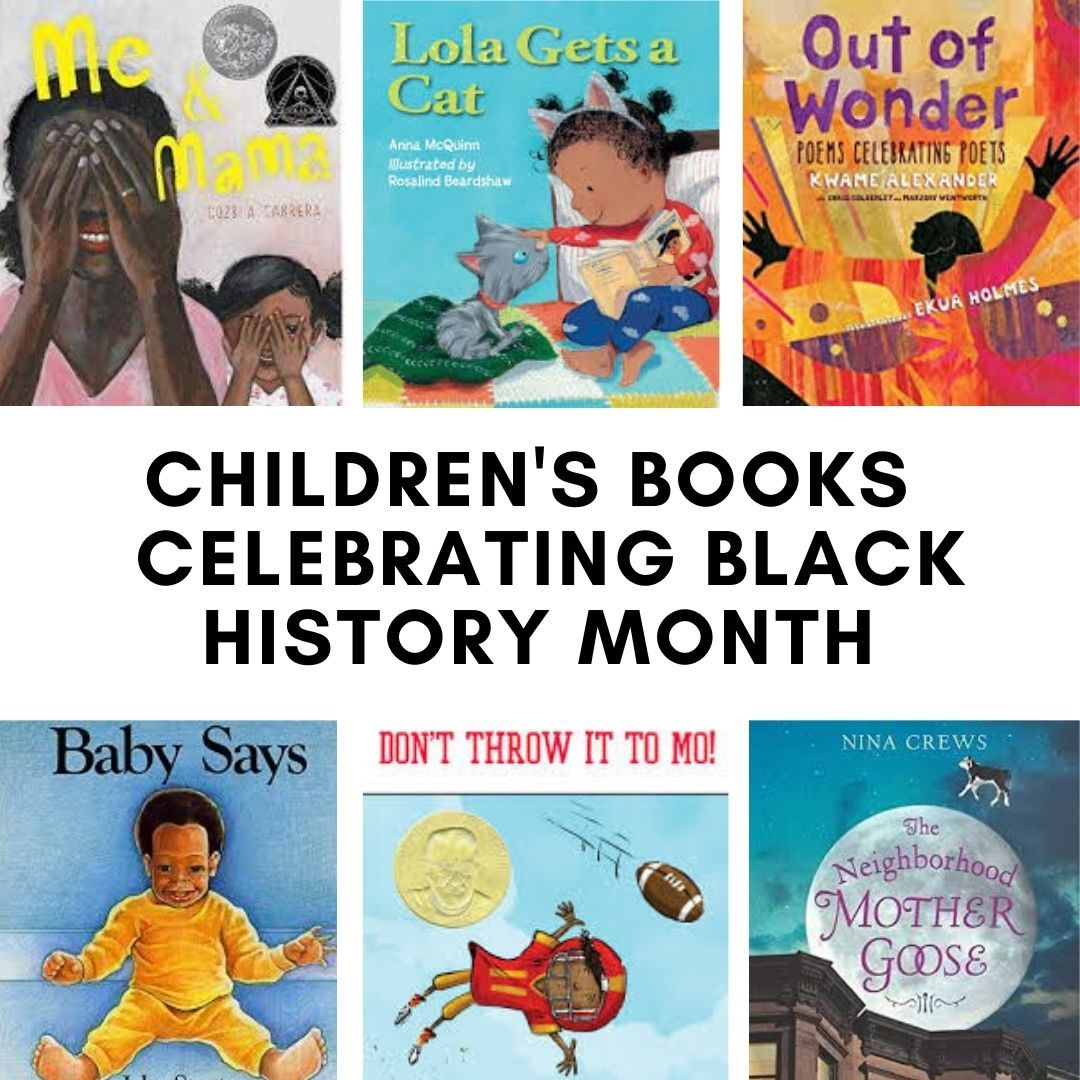 Books that Celebrate Black History Month